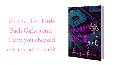 #tbt Broken Little Rich Girls Scene